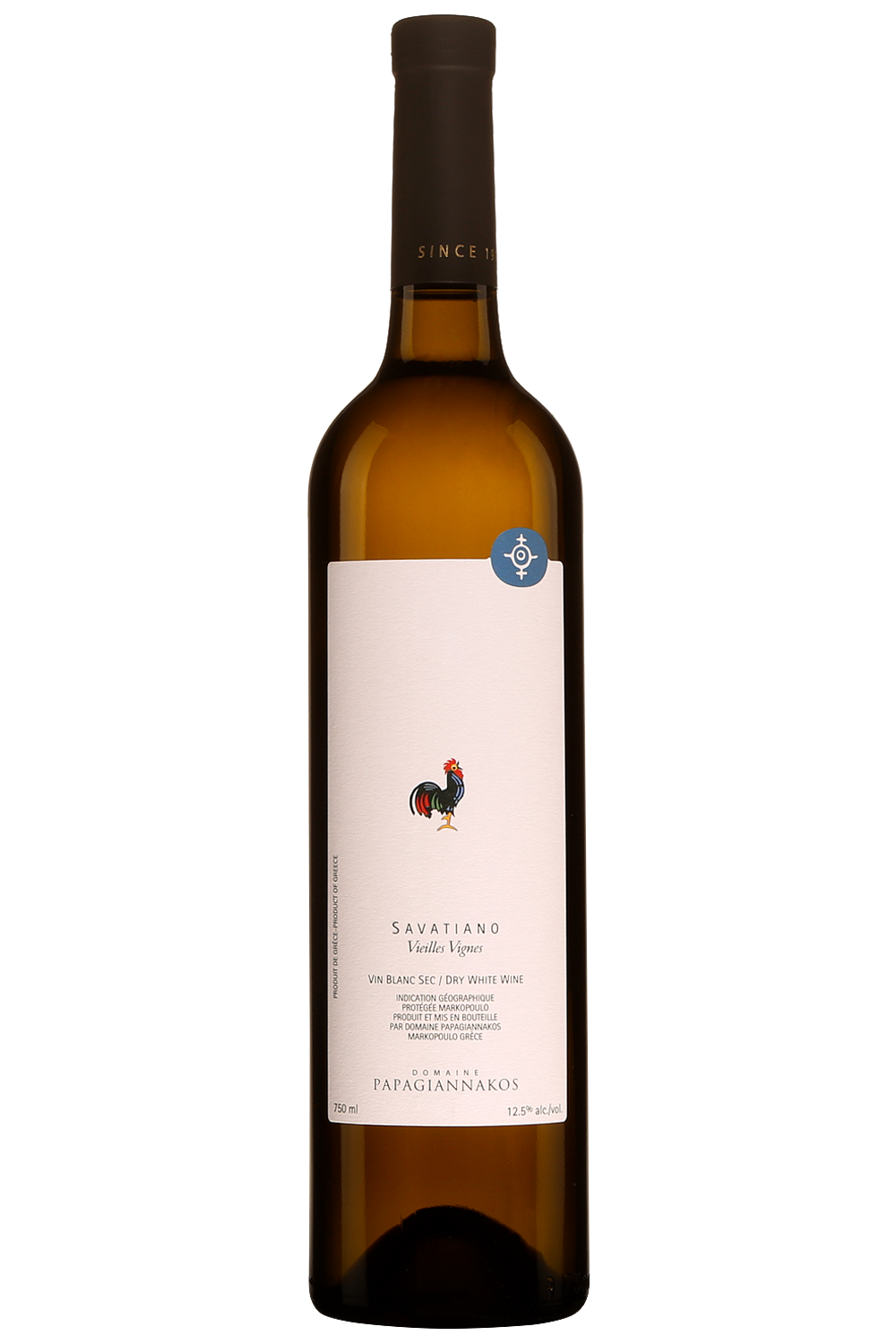 Domaine Papagiannakos Savatiano Markopoulo 2019