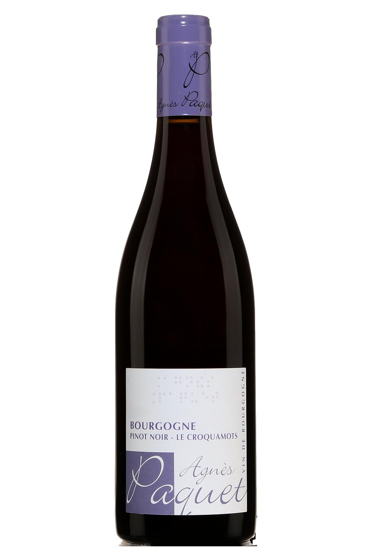 Agnes Paquet Bourgogne Pinot noir 2017
