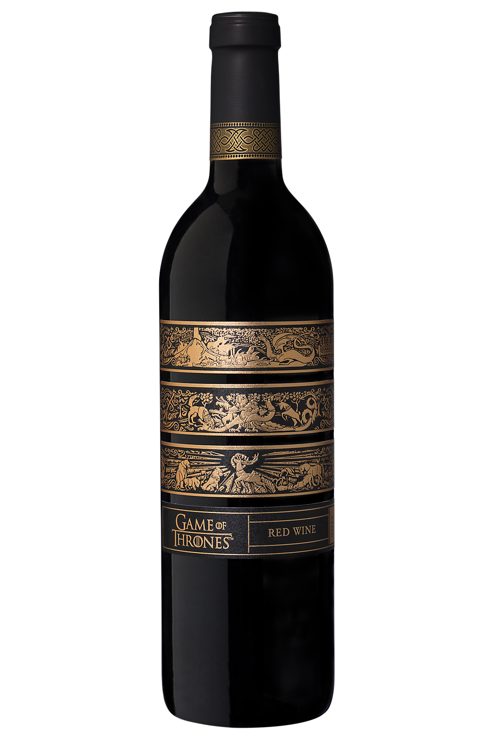 Seven Kingdoms Wines Game of Thrones Red Blend Paso Robles 2016