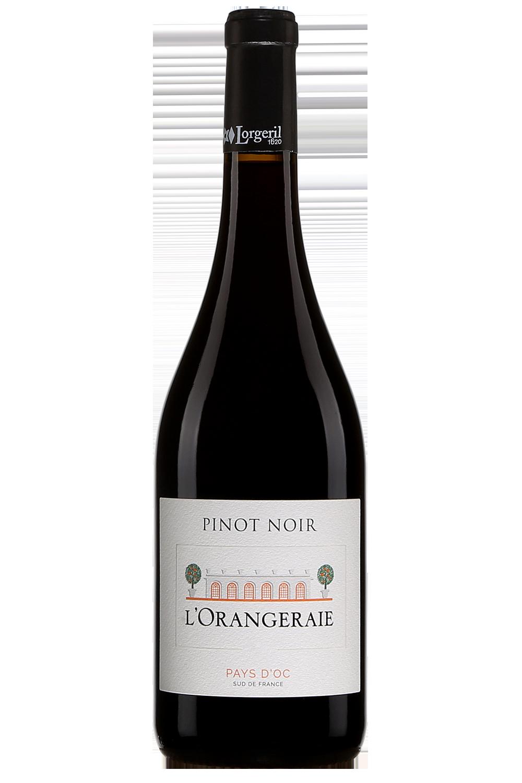 L'Orangeraie Pinot Noir Pays d'Oc