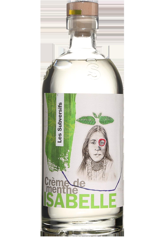 La Crème de Menthe de Isabelle