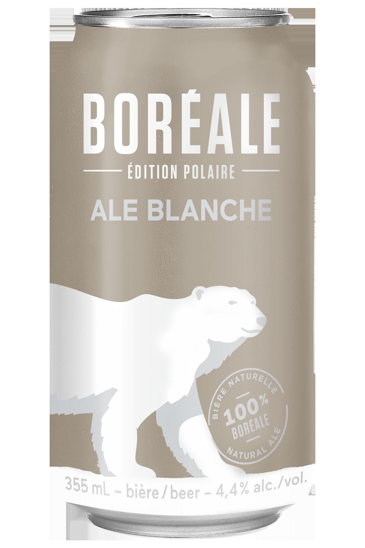 Boréale Ale Blanche Édition Polaire