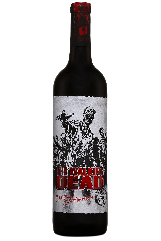 The Walking Dead Cabernet Sauvignon 2016
