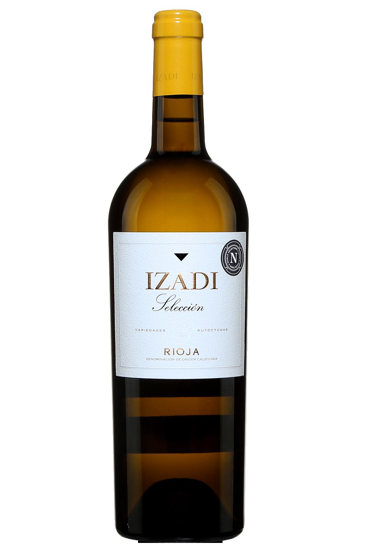 Izadi Blanco Rioja 2019