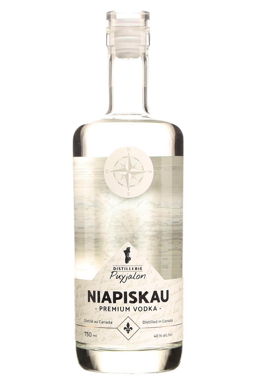 Distillerie Puyjalon Niapiskau Premium Vodka