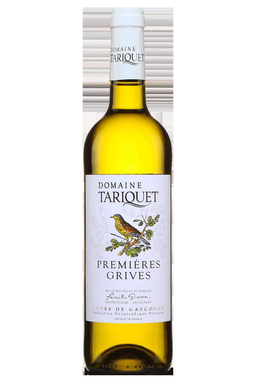 Domaine Tariquet Côtes de Gascogne Premières Grives 2019