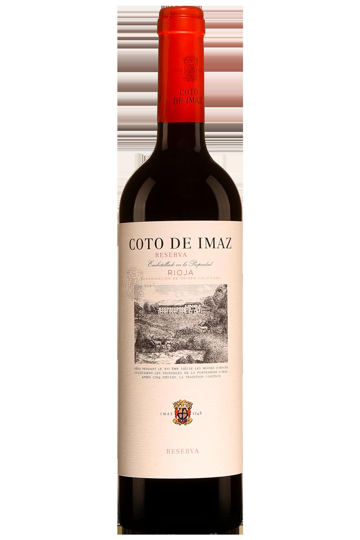 Coto de Imaz Rioja Reserva 2015