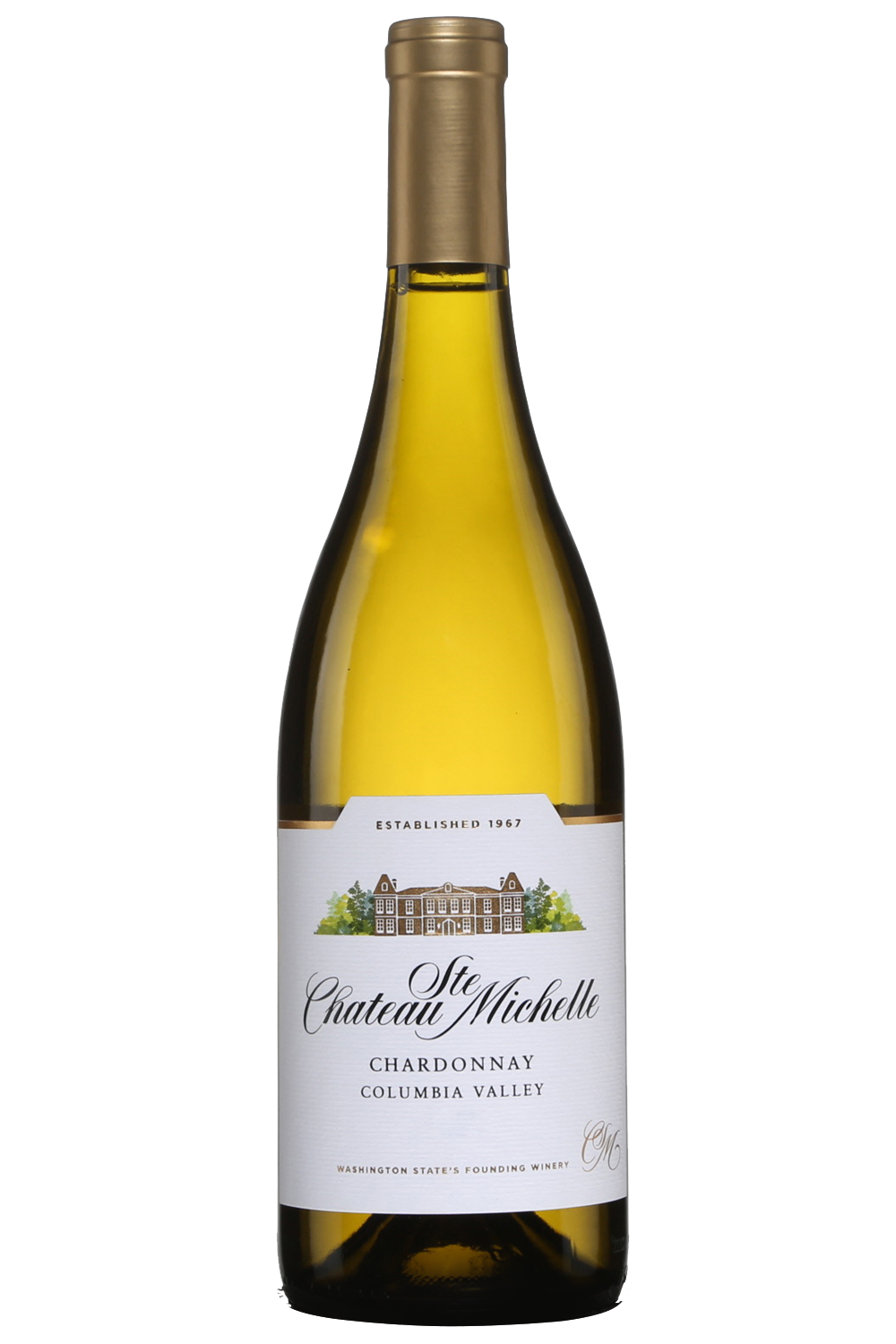 Chateau Ste Michelle Chardonnay Columbia Valley 2018