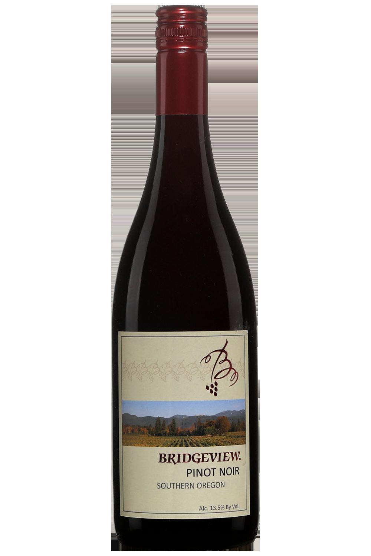 Bridgeview Vineyards Pinot Noir Southern Oregon 2015