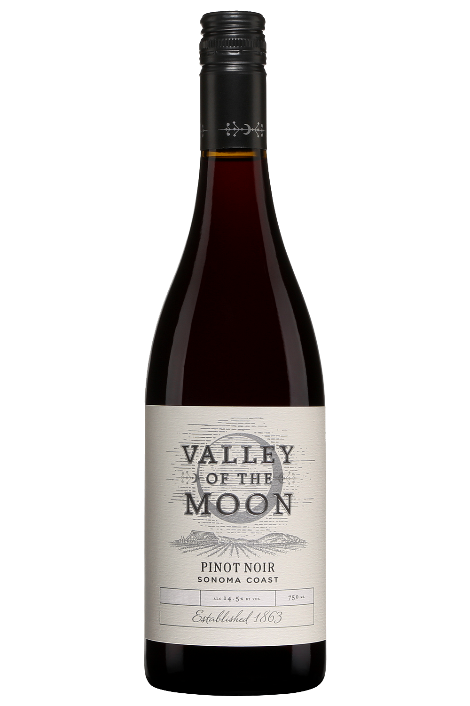 Valley of The Moon Pinot Noir Sonoma Coast Carneros 2017