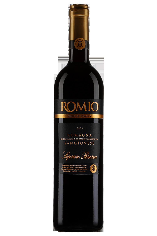 Romio Sangiovese di Romagna Superiore Riserva 2016