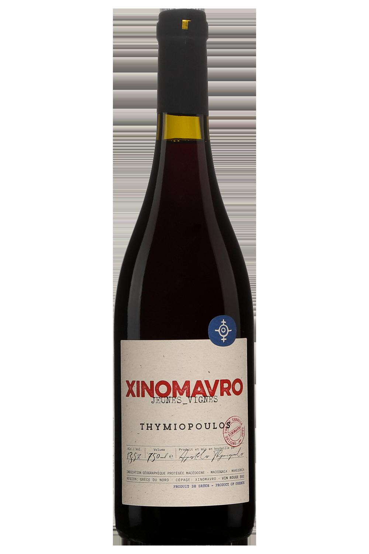 Domaine Thymiopoulos Jeunes Vignes de Xinomavro Naoussa 2018