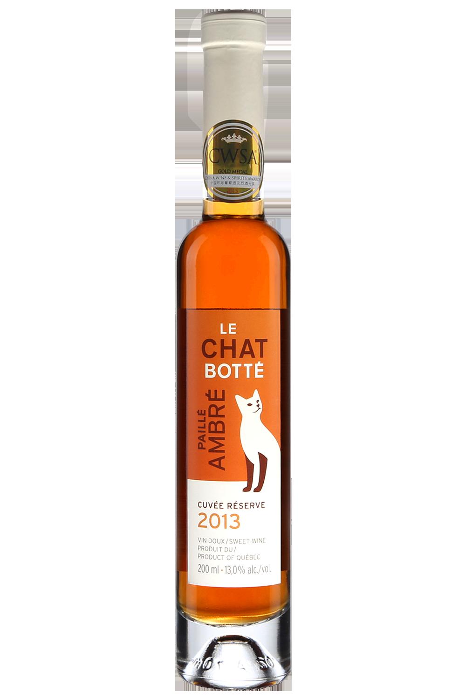 Le Chat Botté Paillé Ambré 2013