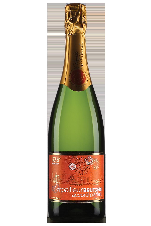 Vignoble de l'Orpailleur Orpailleur Brut Édition 375e