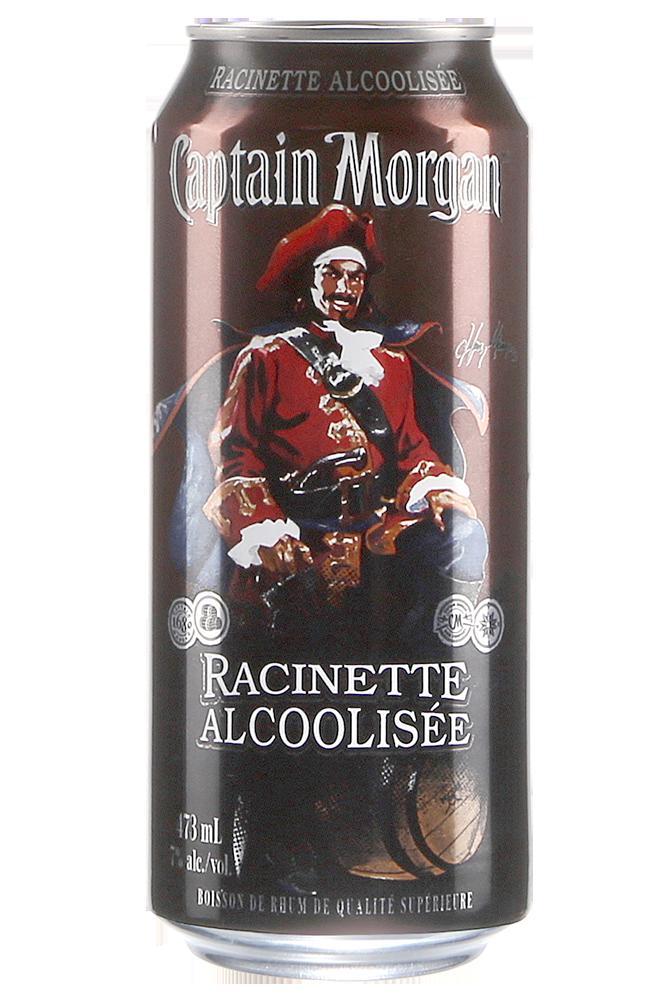 Captain Morgan Racinette Alcoolisée Boisson de Rhum