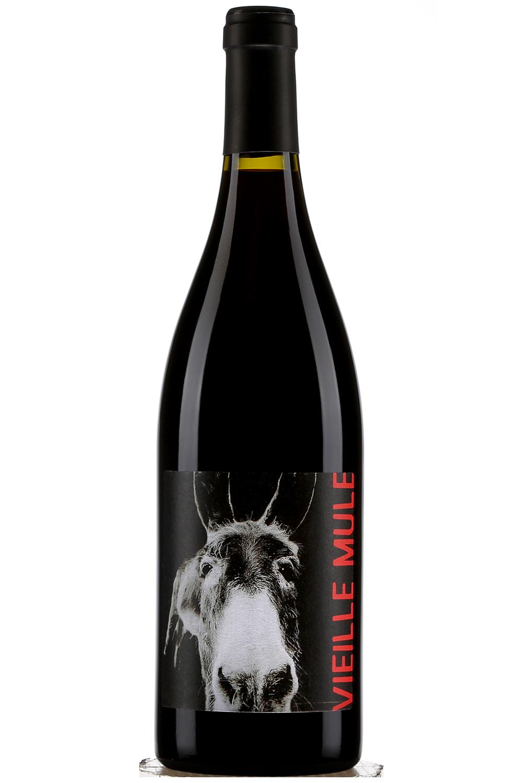 Vieille Mule by Jeff Carrel Côtes Catalanes