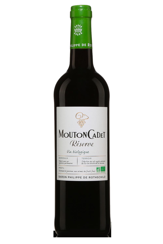 Mouton Cadet Réserve Bordeaux