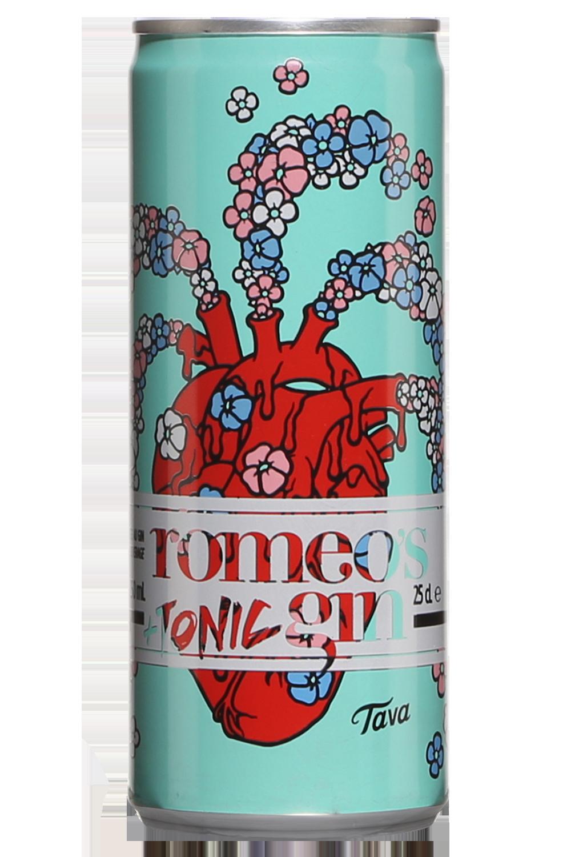 Romeo's Gin + Tonic