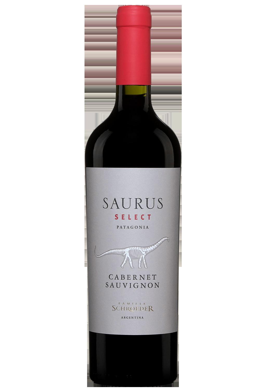 Familia Schroeder Saurus Select Cabernet Sauvignon Patagonia 2015