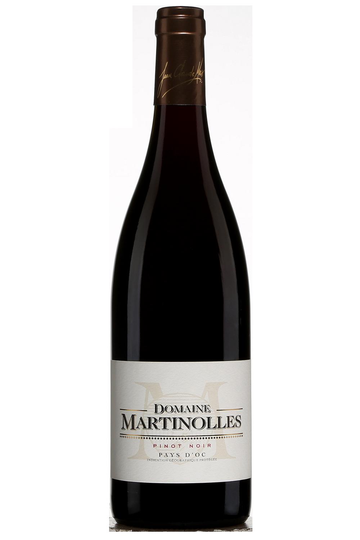 Domaine Martinolles Pinot Noir Pays d'Oc