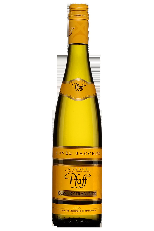 Pfaff Cuvée Bacchus Gewurztraminer