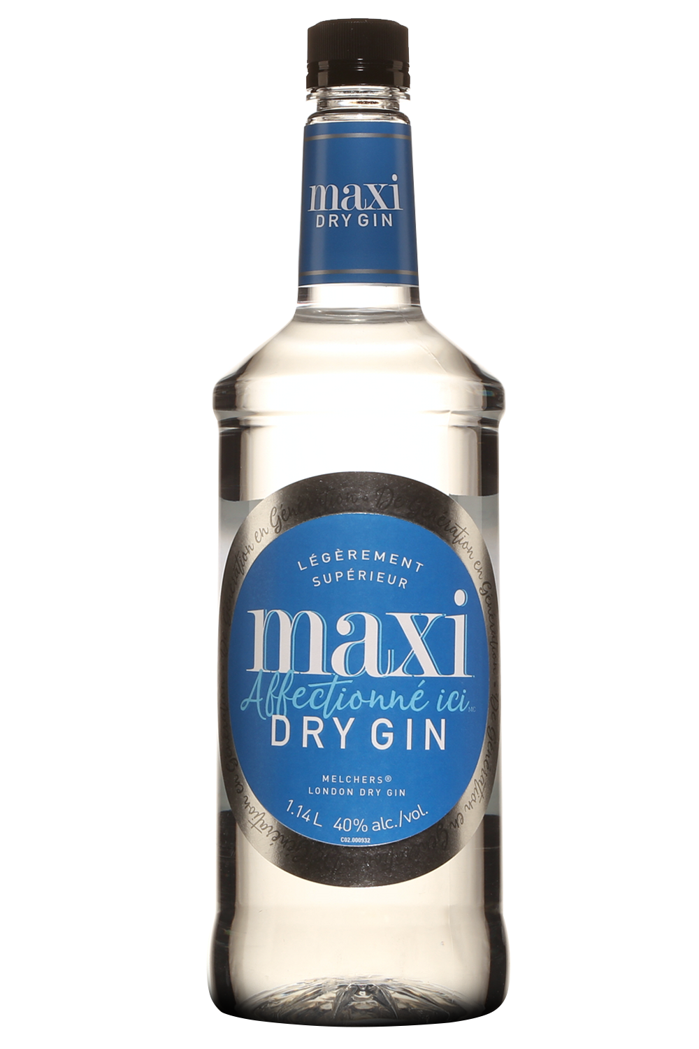 Melchers Maxi Dry Gin
