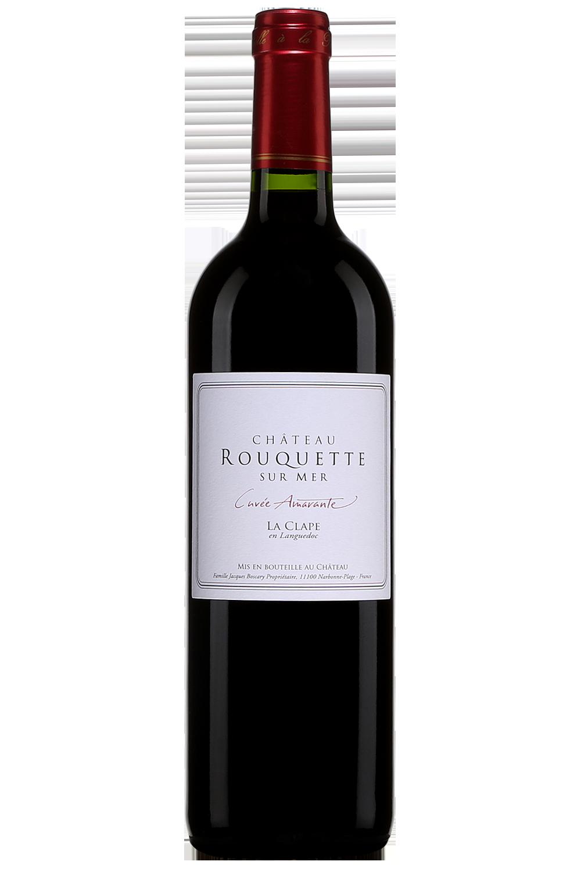 Château Rouquette Sur Mer la Clape Cuvée Amarante 2016