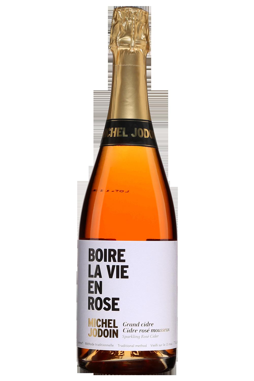 Michel Jodoin Boire la Vie en Rose