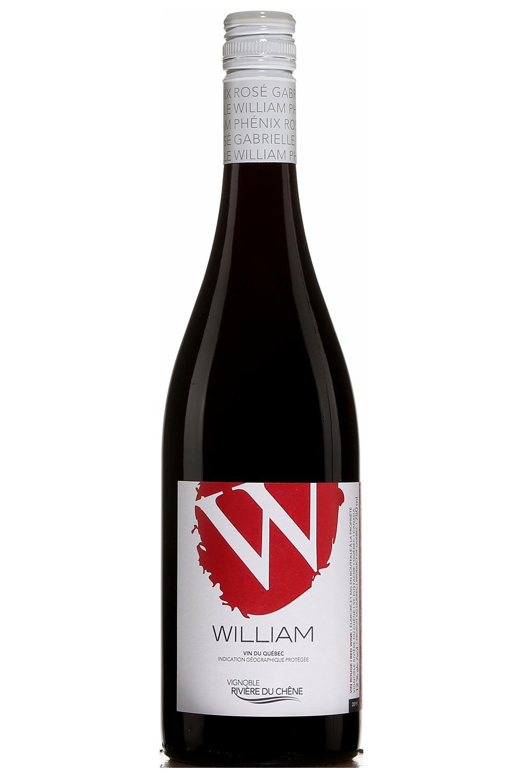 Vignoble Rivière du Chêne William 2019