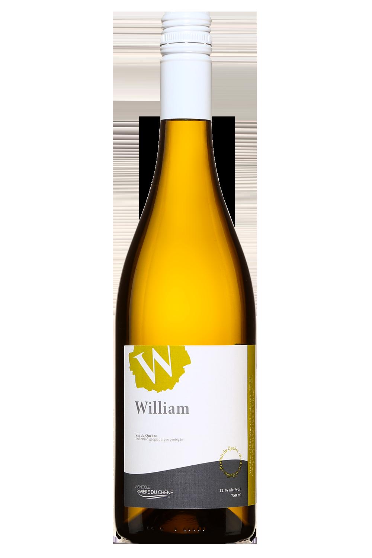 Vignoble Rivière du Chêne William 2020