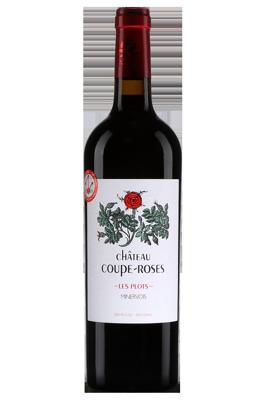 Château Coupe Roses Minervois Les Plots 2018