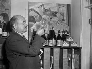 Gabriel Boussion, Sylvestre, agence, vin, saq