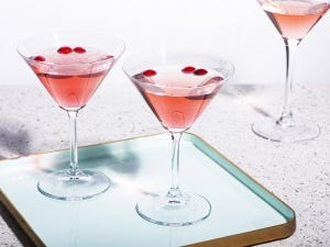 Cosmpolitan Cocktail