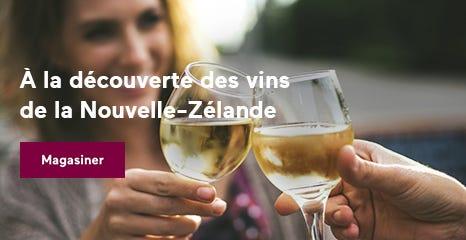 À la découverte des vins de la Nouvelle-Zélande