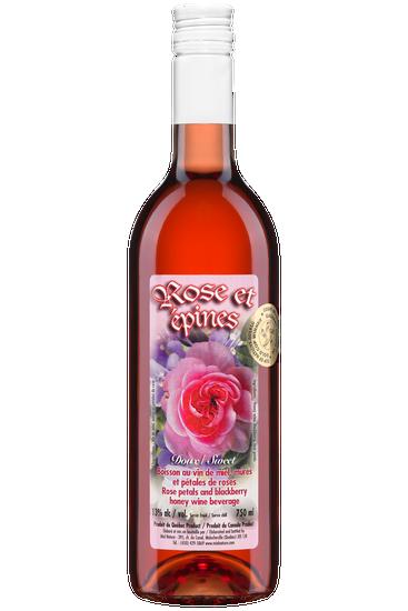 Miel Nature Rose et épines