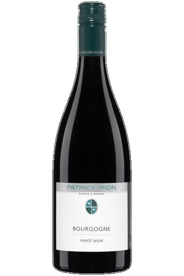 Domaine Patrice Rion Bourgogne Pinot Noir