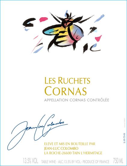 Jean-Luc Colombo Les Ruchets