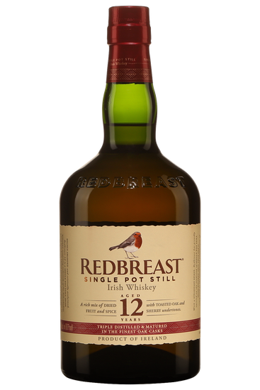 Redbreast 12 Years Pure Pot Still