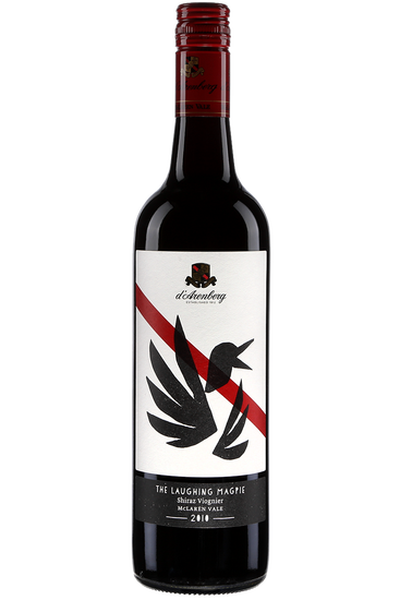 D'Arenberg The Laughing Magpie Shiraz / Viognier