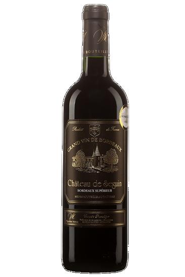 Château de Séguin Cuvée Prestige Bordeaux Supérieur
