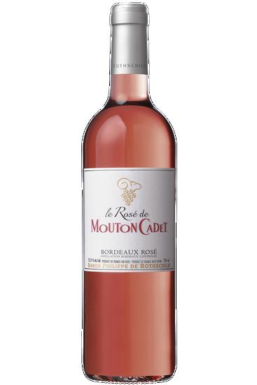 Le Rosé de Mouton Cadet
