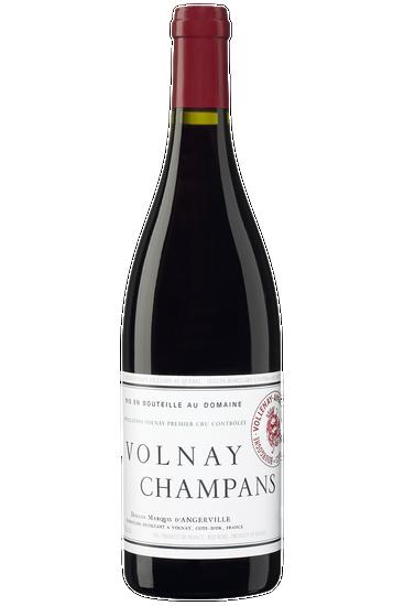 Domaine Marquis d'Angerville Volnay Premier Cru Champans
