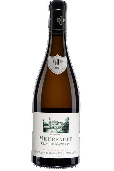 Domaine Jacques Prieur Meursault Clos de Mazeray
