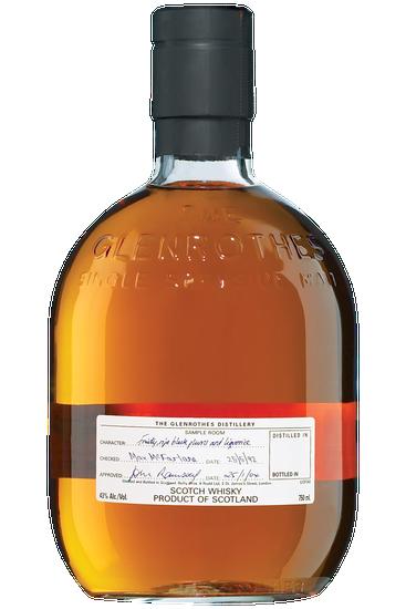 Glenrothes Speyside Scotch Single Malt