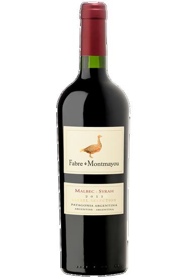 Fabre-Montmayou Malbec / Syrah Patagonie