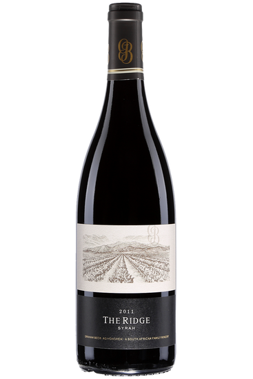 Graham Beck The Ridge Syrah