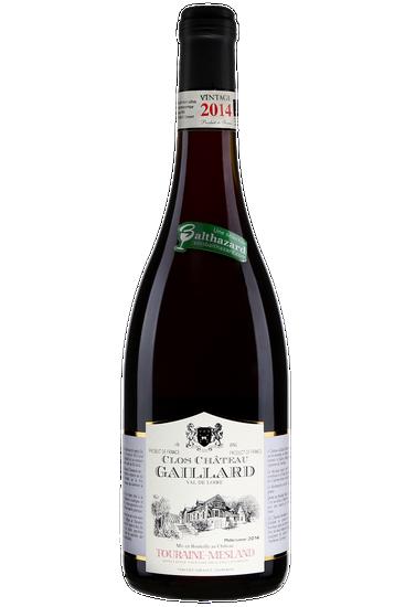 Clos Château Gaillard Touraine Mesland