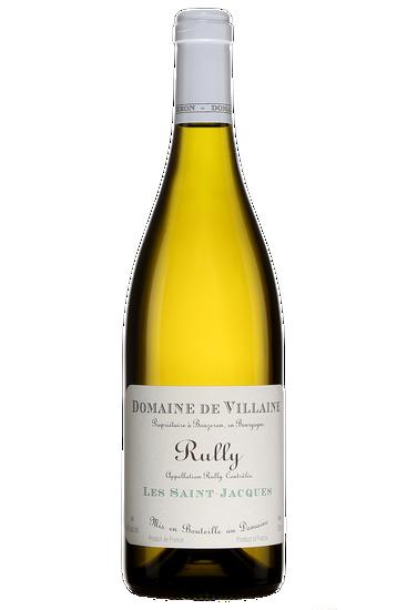 Domaine de Villaine Les St-Jacques Rully