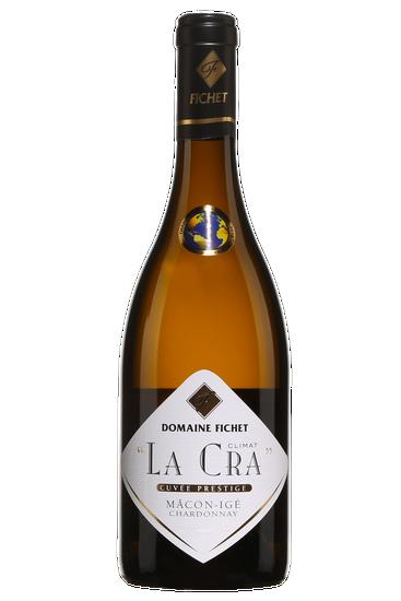 Domaine Fichet Mâcon-Igé La Cra Cuvée Prestige Chardonnay