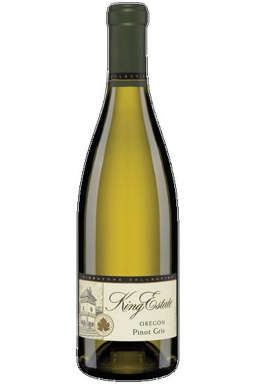 King Estate Winery Pinot gris Oregon